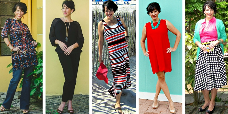 Favorite Looks of 2015, fashion over 40