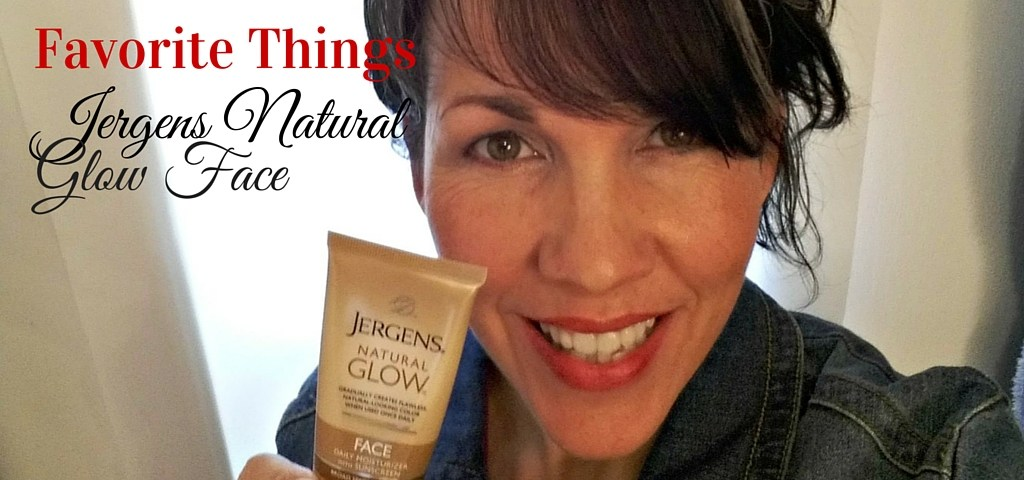 Jergens Natural Glow Face, favorite things