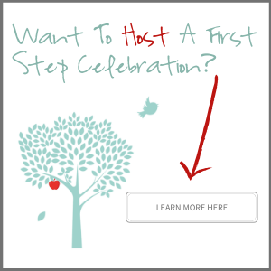 Host A First Step Celebration With Find Your Weigh
