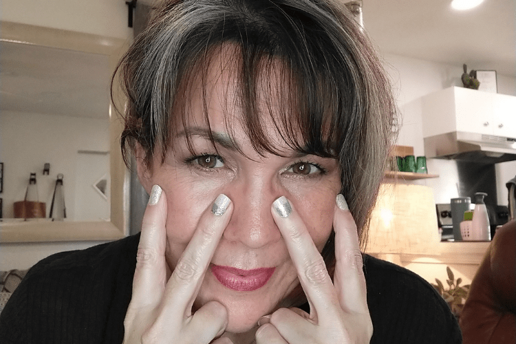 Changing Makeup Over 50