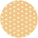dots in orange