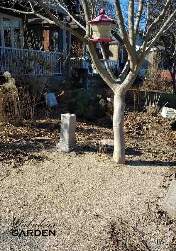 Have Birdfeeders Do This Now To Make Clean Up Easier In Spring