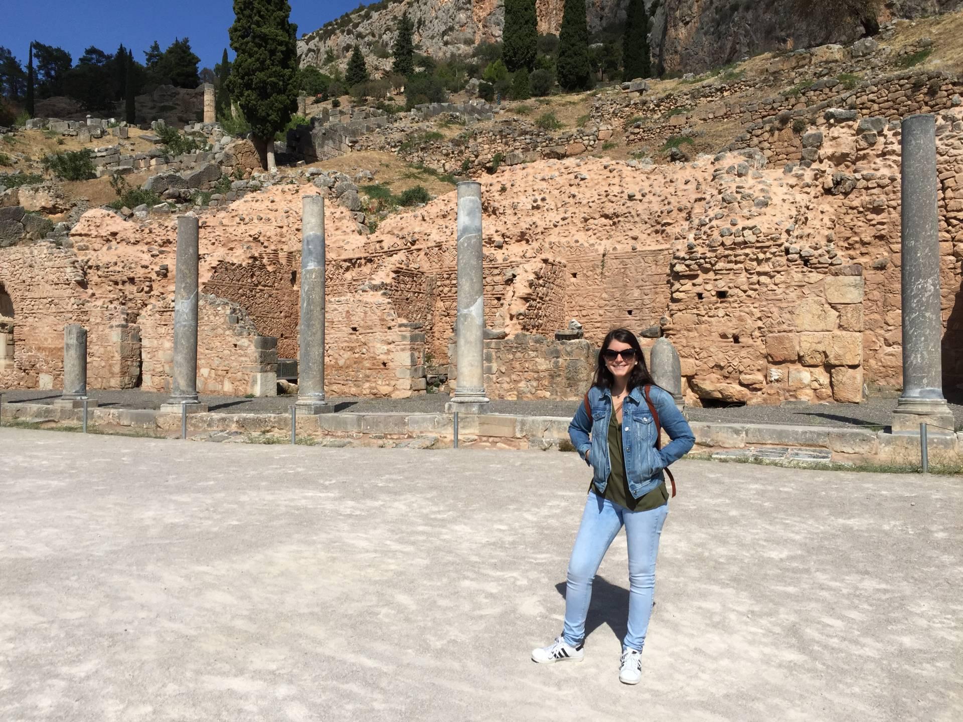 Highlights of Delphi – Meet Mariella