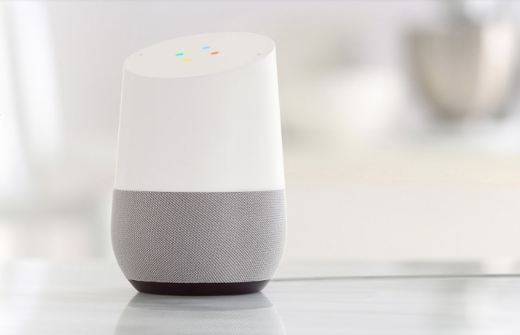 A Quick Look on Google Home- A Smart Device of Future