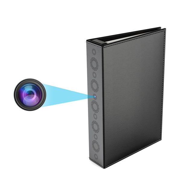 Conbrov book camera