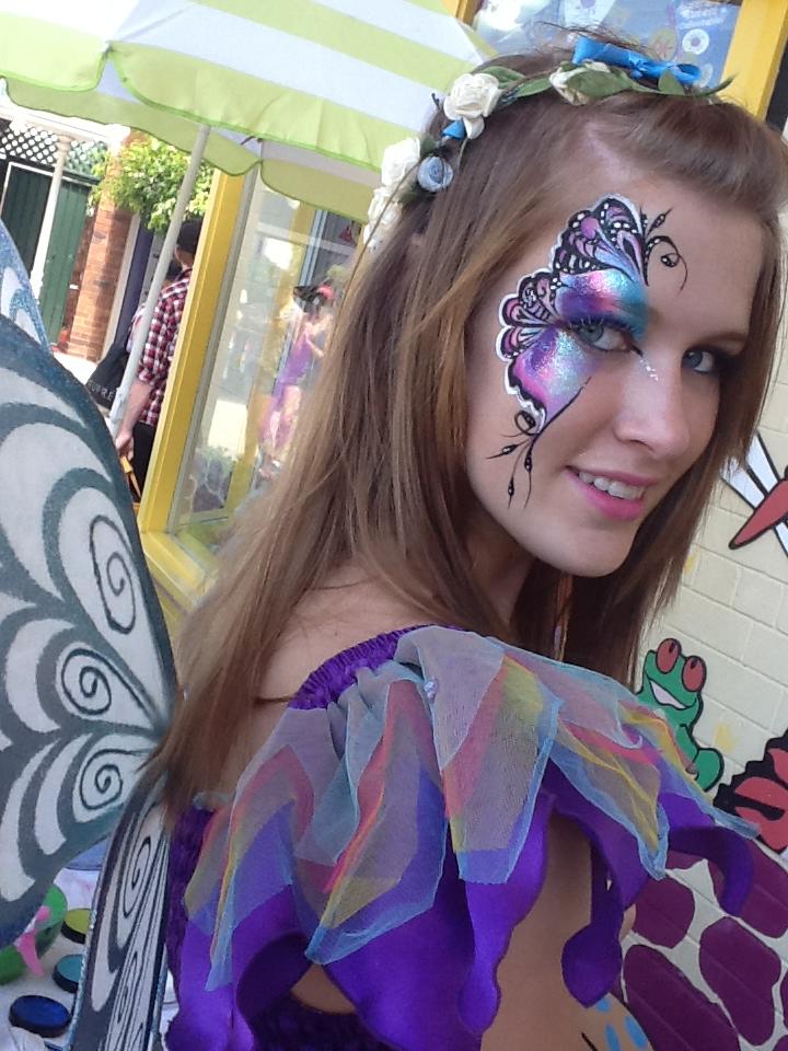 The Face Painting Companys Blog  Just another WordPresscom weblog