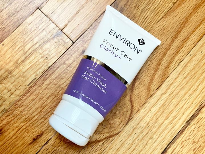 Empty Bottle Review: Environ Sebu-Wash