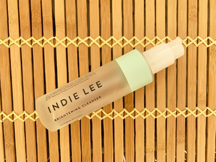 Empty Bottle Review: Indie Lee Brightening Cleanser