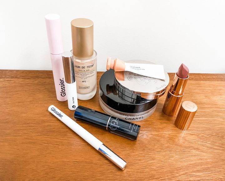 My 5-Minute Makeup Look Essentials