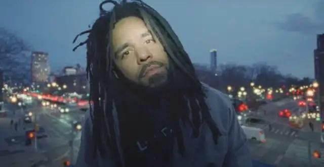 """Watch J. Cole's music video for """"a p p l y i n g . p r e s s u r e"""" 1"""