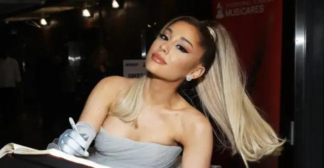 Ariana Grande is married 1