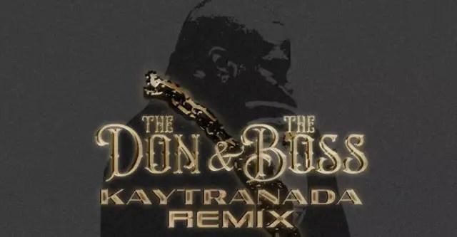 "KAYTRANADA remixes Busta Rhymes and Vybz Kartel's ""The Don & the Boss"" 1"