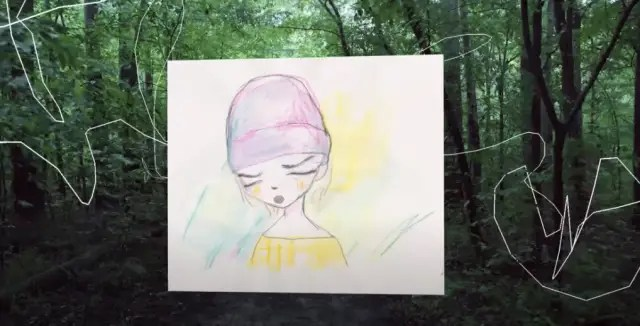 """Porter Robinson lights up a forest in his new """"Mirror"""" video 1"""