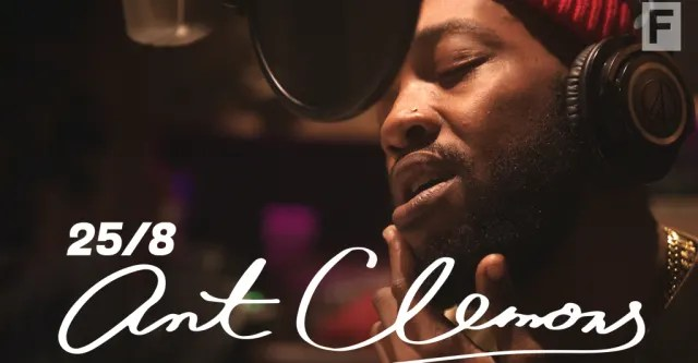 Lexus and The FADER present 25/8: How Ant Clemons counts his blessings 1