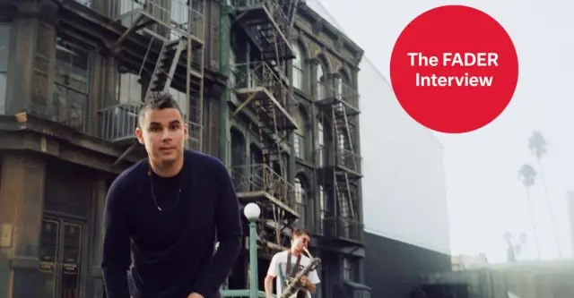 Rostam on sax solos, going with change, and his new summer album 1