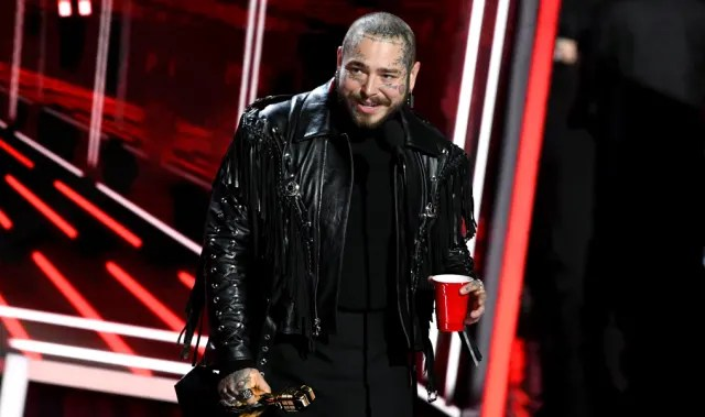Post Malone tops Billboard's year-end artist chart for the second year in a row 1