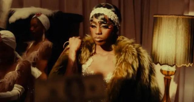 "Flo Milli rocks the flapper look in her ""Roaring 20s"" video 1"