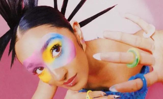 "Hear Raveena's heart-eyed new single, ""Tweety"" 1"