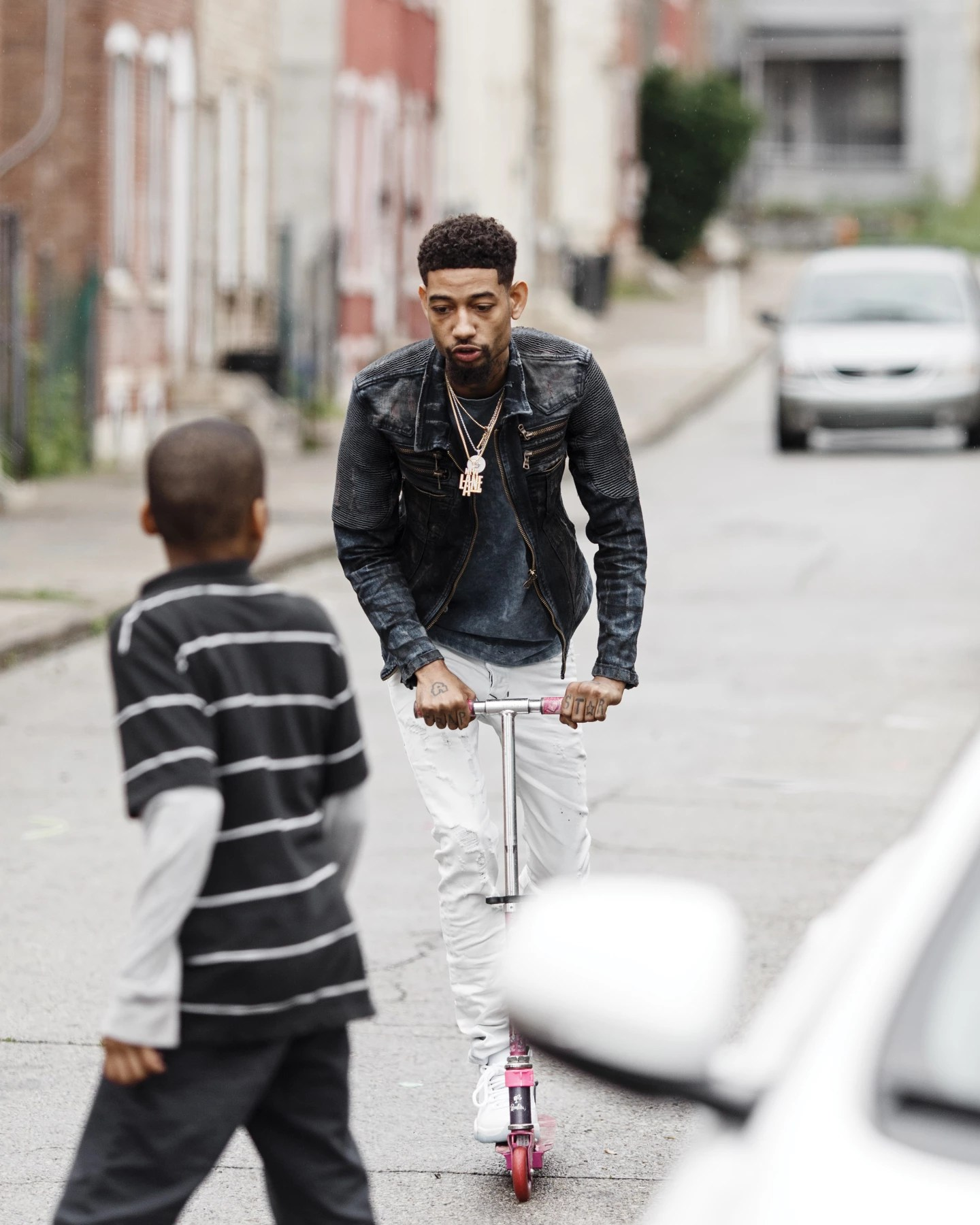 Meet PnB Rock The Philly Prince Who Will Steal Your Girl