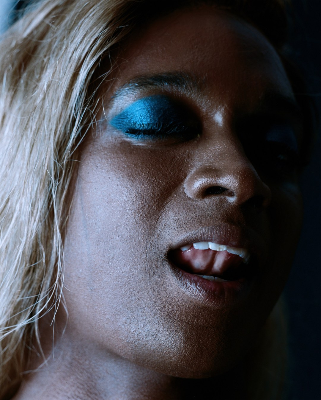 Lotic is using their voice
