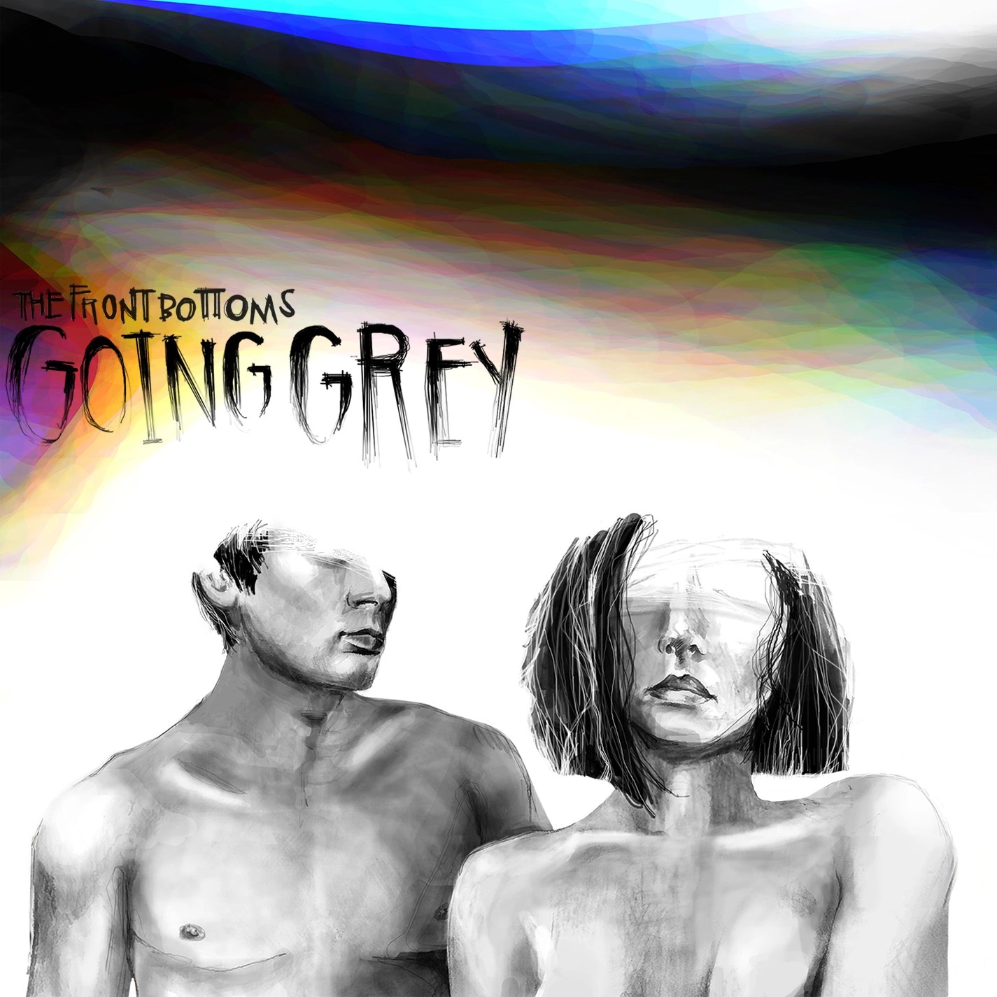 Image result for the front bottoms going grey album cover