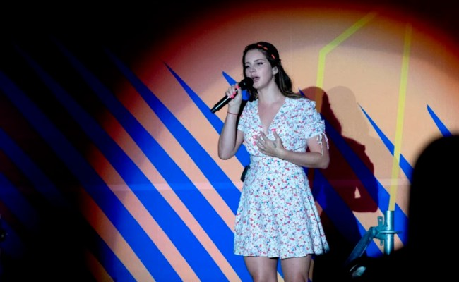 Watch The Trailer For Lana Del Rey S New Album Norman