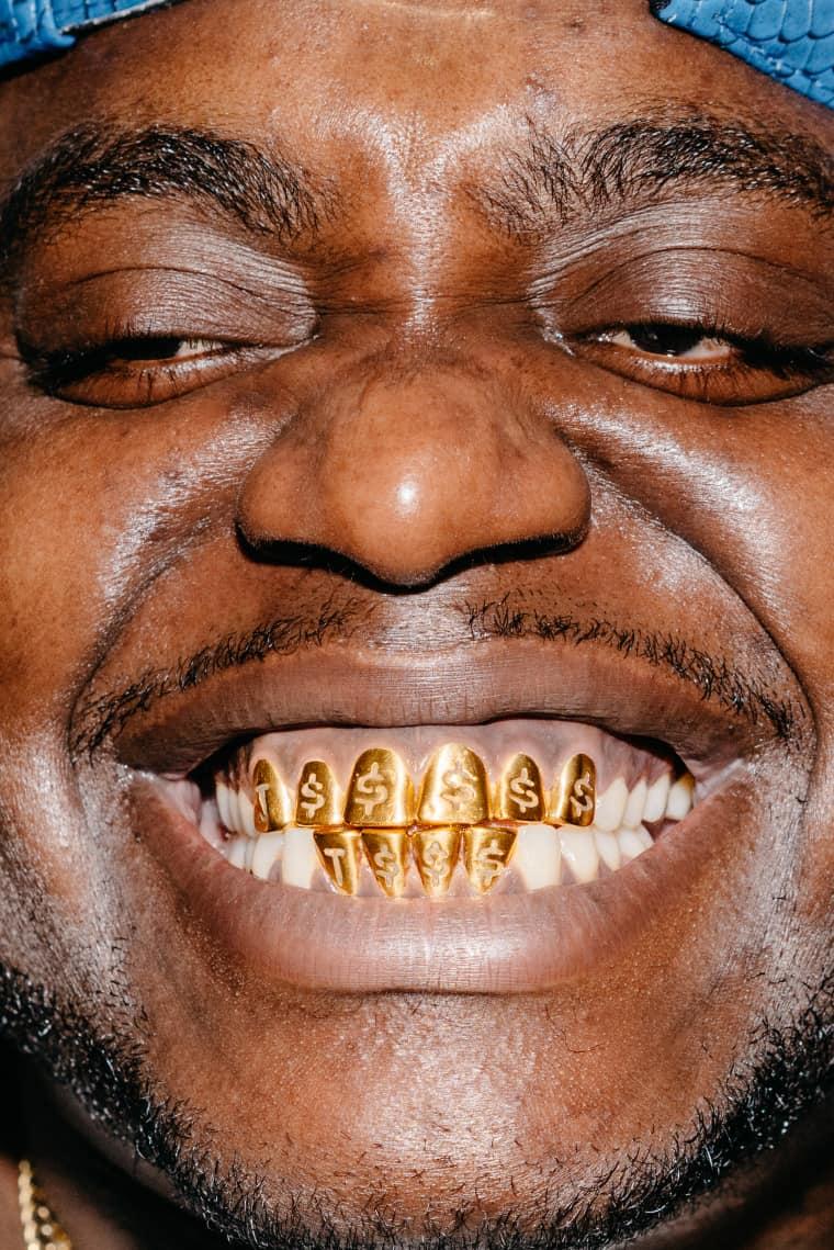 Young Thug Old Teeth : young, teeth, Merry, Adventures, Peewee, Longway, FADER