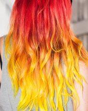 bold hair colors