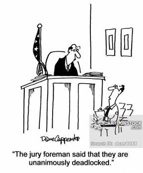 The Federal Justice System is a lot better at parsing