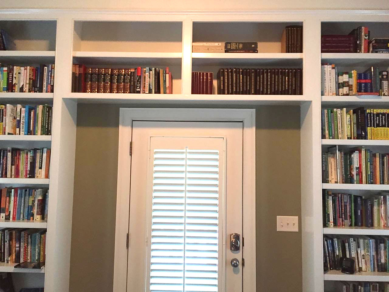 Custom Library Room The Fairwinds Company