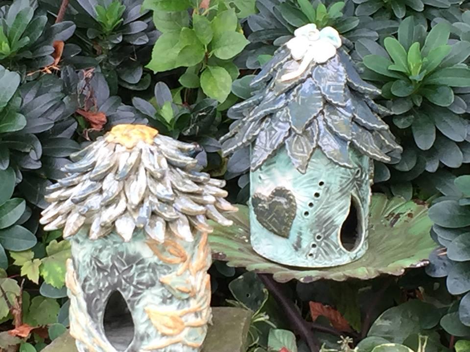 Green Fairy House
