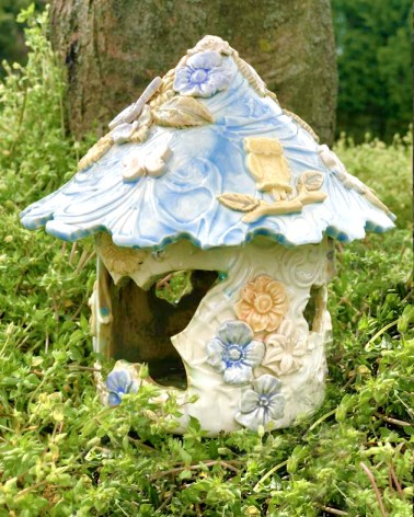 The Wildflower Fairy House 2019