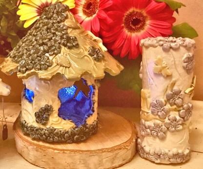 hydrangea fairy flower house 2019