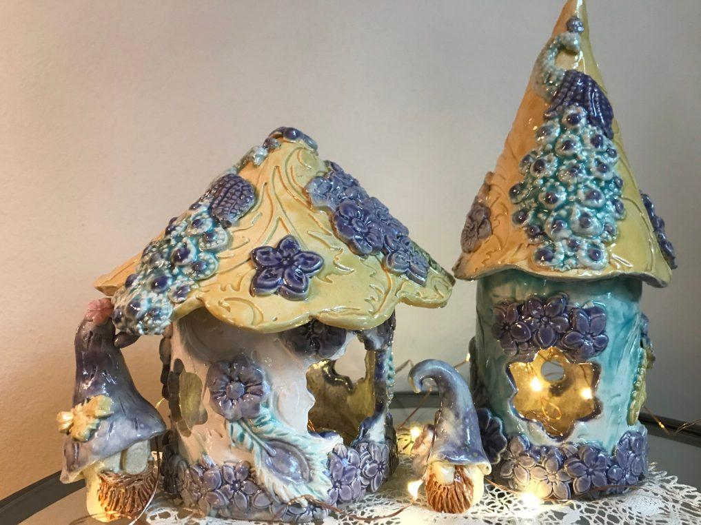 Custom Fairy Houses in Delaware