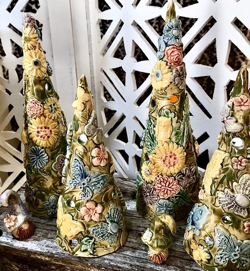 Flower Trees for your Fairy Home 2020