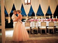pink-tulle-wedding-dress-by-zac-posen-ellen-degeneres-and-portia-de-rossi-wedding