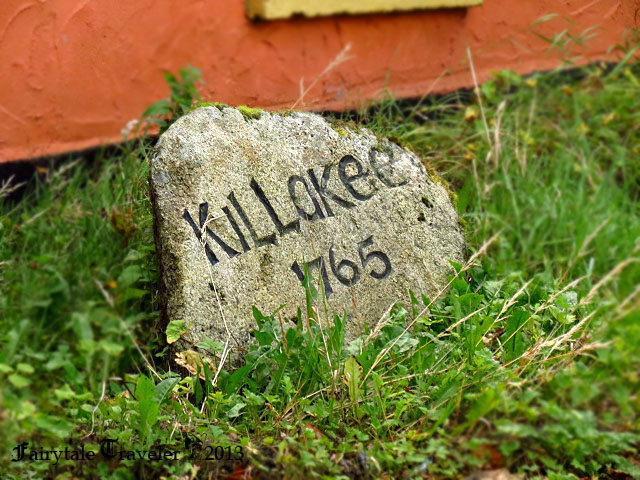 Kilakee House, the site of where local folklore describes, as the most evilest of places.