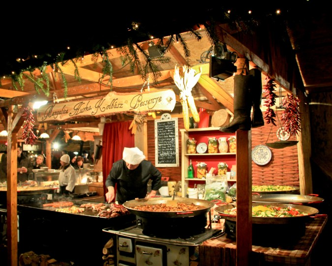 2012 Market in Budapest