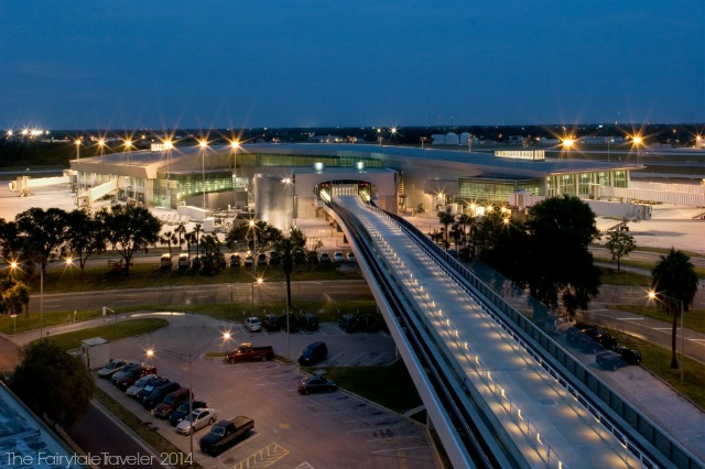 Air side C at Tampa International Airport by Christa Thompson