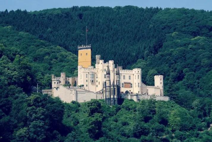 Schloss Stolzenfels along the Rhine River