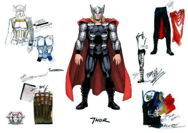 Thor-Marvel-universe-live