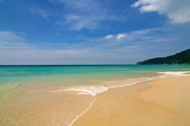 Karon Beach, absolutely stunning coast.