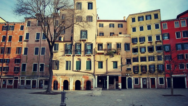 The Jewish ghetto in Venice is great for Jewish history and food.