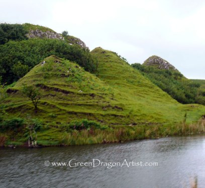 Skye Fairy Glen