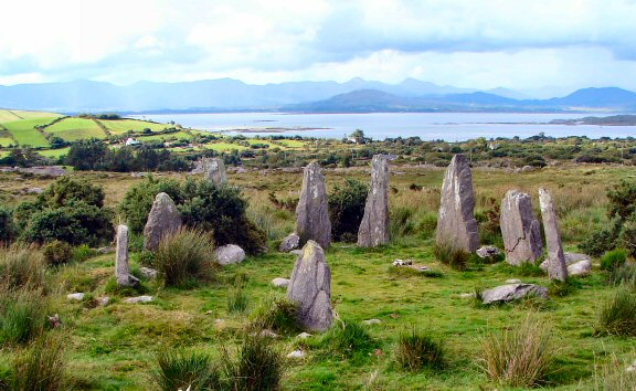 stone cirlce beara ring