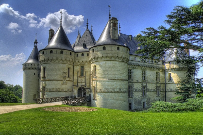 Chateau de Chaumont, magical places
