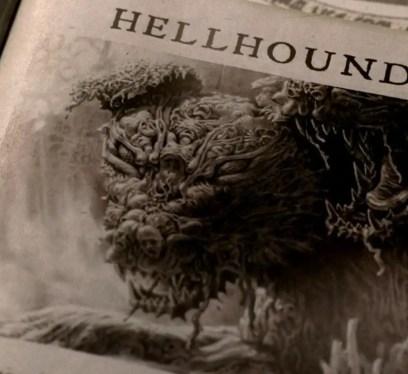 Black Shuck or Hellhound