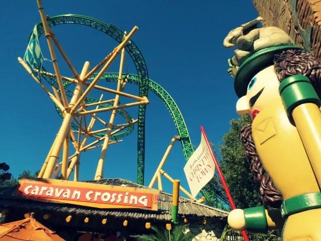 Busch Gardens Christmas Town