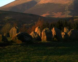 Fairy sites near Manchester, Castlerigg Stone Circle, Keswick