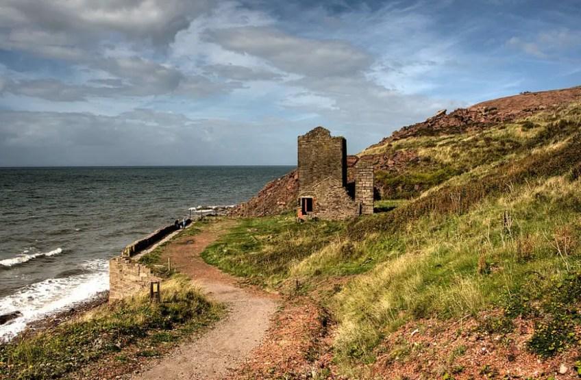 Fairy site, Cumbria